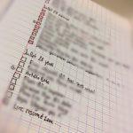 Planif-bulletJournal