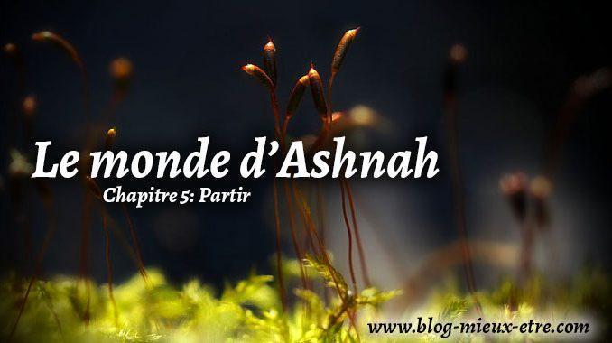 Bme -  le Monde d'Ashnah 5