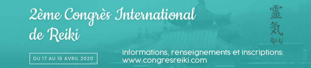 2e congrès international de Reiki