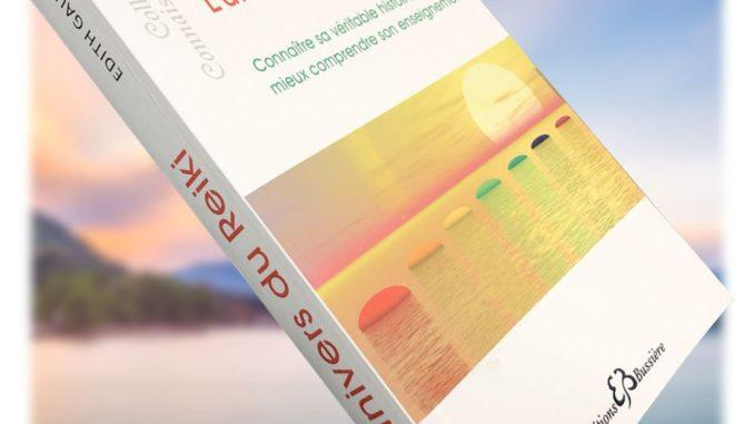 ALR-Livre-L'Univers du Reiki - Edith Gauthier